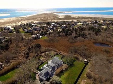 Chatham, .8 to Center Cape Cod vacation rental - The Ocean is Only 2/10 of a Mile Away!