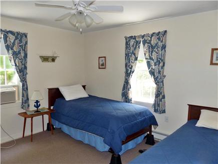 Colonial Acres, West Yarmouth Cape Cod vacation rental - Bedroom three with twin beds plus a trundle (sleeps 3)