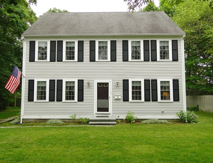 Colonial Acres, West Yarmouth Cape Cod vacation rental - Large Colonial, rebuilt in 2000