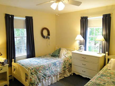 Colonial Acres, West Yarmouth Cape Cod vacation rental - Upstairs bedroom with two twins