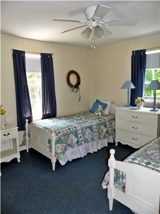 Colonial Acres, West Yarmouth Cape Cod vacation rental - Bedroom two with 2 twin beds
