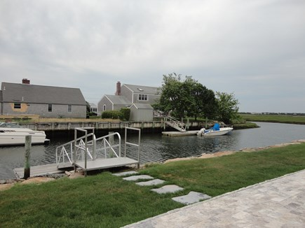 South Yarmouth Cape Cod vacation rental - Boat dock on Parker's River