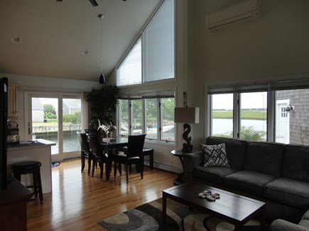 South Yarmouth Cape Cod vacation rental - Open Concept-Living-Dining-Kitchen