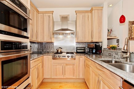 Provincetown Cape Cod vacation rental - Comfort height chefs kitchen has almost everything one needs