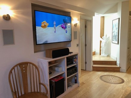 Provincetown Cape Cod vacation rental - TV