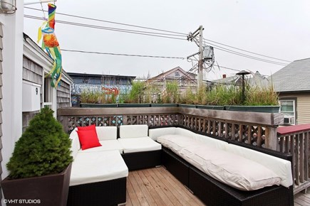 Provincetown Cape Cod vacation rental - Private exclusive rooftop deck