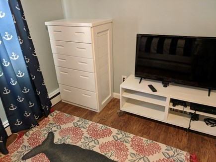 Brewster Cape Cod vacation rental - Stream to the new smart tv or play PS3 video games and DVD movies
