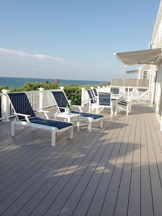 Dennis Cape Cod vacation rental - Deck