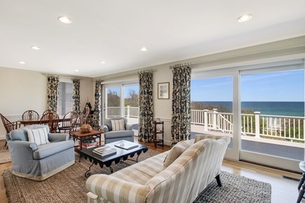 Dennis Cape Cod vacation rental - Living & Dining Area with Views