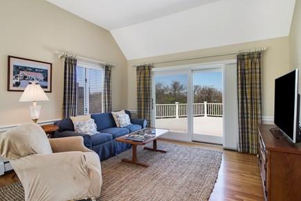 Dennis Cape Cod vacation rental - TV Room