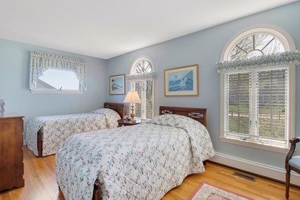 Dennis Cape Cod vacation rental - Bedroom with 2 Twin Beds