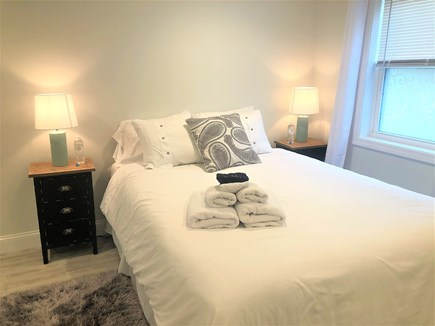 Eastham Cape Cod vacation rental - Oversize bedroom with comfortable queen bed