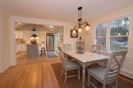 Harwich Cape Cod vacation rental - Open floor plan, great for entertaining on first floor.