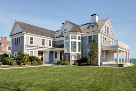 East Falmouth Cape Cod vacation rental - Beautiful contemporary on Vineyard Sound