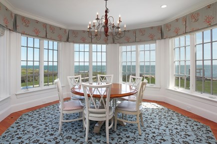 East Falmouth Cape Cod vacation rental - Spectacular view from the dining room and kitchen