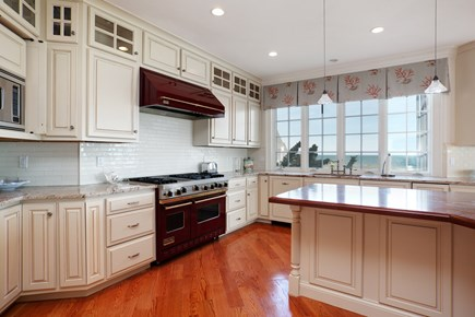 East Falmouth Cape Cod vacation rental - Chef's kitchen for you to enjoy cooking