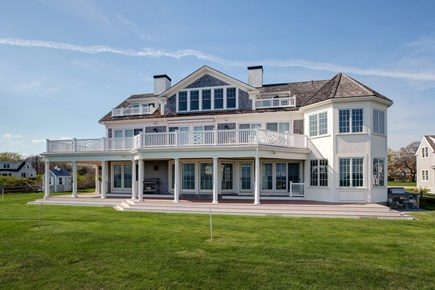 East Falmouth Cape Cod vacation rental - Spectacular balconies and decks to relax and enjoy the views
