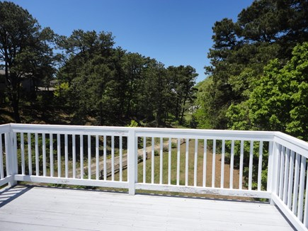 Wellfleet Cape Cod vacation rental - Another deck view