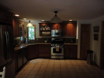 Wellfleet Cape Cod vacation rental - Ample Kitchen