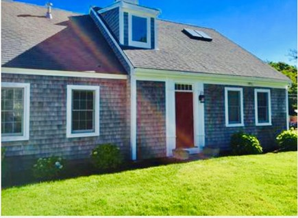 Dennis Village Cape Cod vacation rental - Front Yard with lots of space