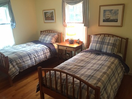 West Harwich Cape Cod vacation rental - Third bedroom with twin-size beds