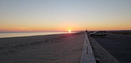 Dennis Cape Cod vacation rental - West Dennis sunset ( 1 mile long )