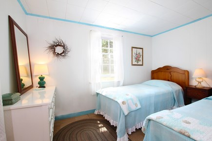 Eastham Cape Cod vacation rental - Bedroom 2 has 2 twins