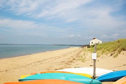 Eastham Cape Cod vacation rental - Walk 1/2 mile to beautiful Sunken Meadow Beach
