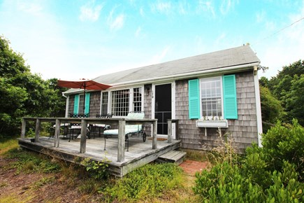 Eastham Cape Cod vacation rental - Front of cottage