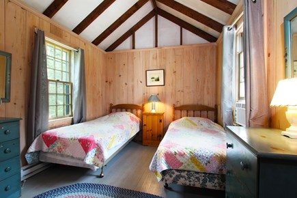 Eastham Cape Cod vacation rental - Bedroom 2 with 2 twins