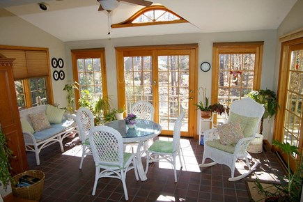 North Eastham Cape Cod vacation rental - Sunroom