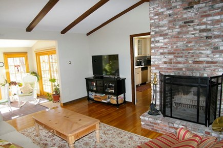 North Eastham Cape Cod vacation rental - Den