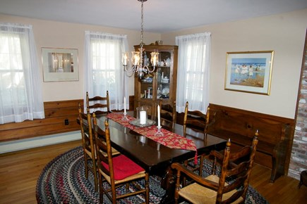 North Eastham Cape Cod vacation rental - Dining room