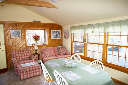 North Eastham Cape Cod vacation rental - Dining/Kitchen