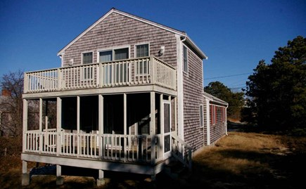 Eastham Cape Cod vacation rental - Facing the water