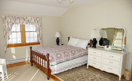 Eastham Cape Cod vacation rental - Double bedroom upstairs