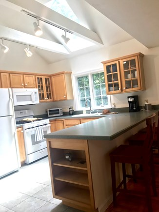 Eastham Cape Cod vacation rental - Bright and sunny, fully equipped kitchen
