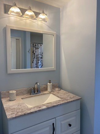 North Eastham Cape Cod vacation rental - Upstairs full bath.