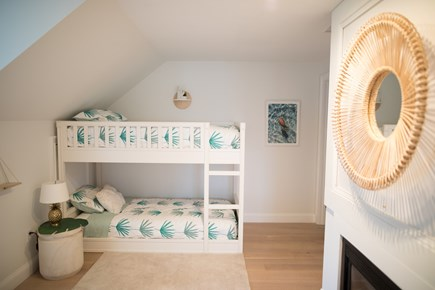 Chatham Cape Cod vacation rental - Perfect for the Kids with Bunk Beds in this Upstairs Bedroom
