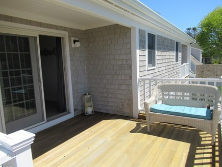 Chatham Cape Cod vacation rental - Enjoy the Sun & the Views from Balcony off Upstairs Family Room