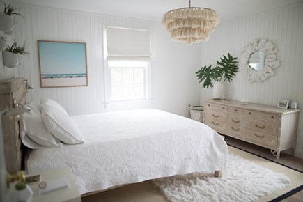 Chatham Cape Cod vacation rental - Well Appointed First Floor Bedroom With Very Comfy Mattress