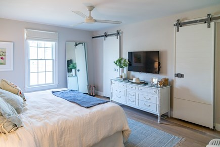 Chatham Cape Cod vacation rental - Luxurious First Floor Master Bedroom with Bath & Walk-In Closet