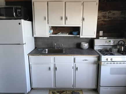 Provincetown Cape Cod vacation rental - Your kitchen with a view!