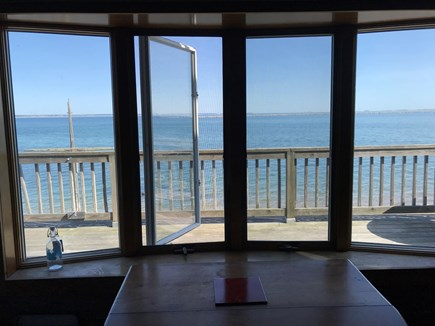 Provincetown Cape Cod vacation rental - Kitchen view!