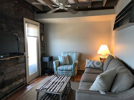 Provincetown Cape Cod vacation rental - Even the living room has a view!