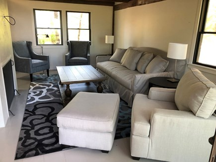 Truro Cape Cod vacation rental - Living Room with all new furnishings