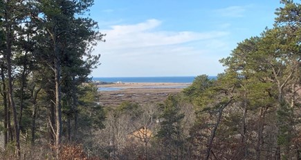 Truro Cape Cod vacation rental - Expansive View From the property of Pamet River and Cape Cod Bay