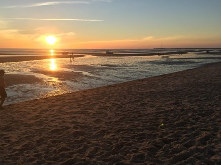 Eastham Cape Cod vacation rental - The deeded beach is a 10-minute walk away