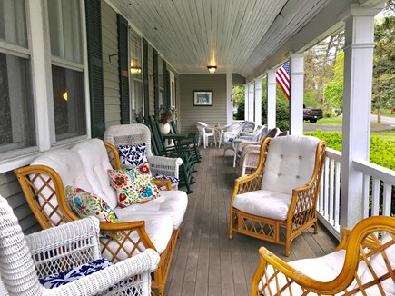 Harwich Cape Cod vacation rental - Farmers Porch
