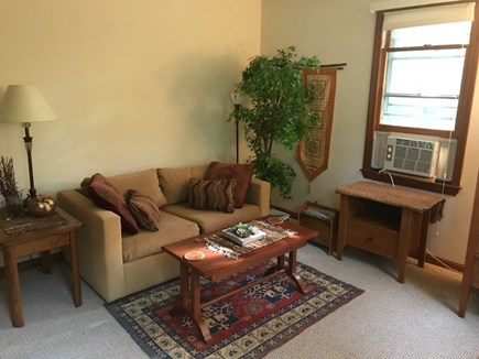 Eastham, near town green, bike trail  Cape Cod vacation rental - Den for quiet time with AC. And,there's a tv monitor for gaming.